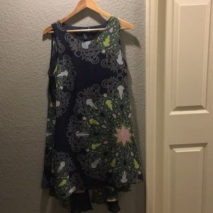 Showstopper mid century modern cocktail dress